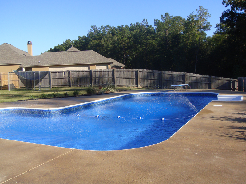 L shape designs wholesale pool supplies for Swimming pool liners wholesale