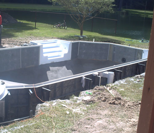 L Shaped Swimming Pool Layouts: Wholesale Pool Supplies